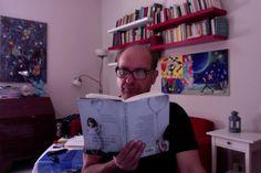 Luigi Di Fiore in reading, very impressive...