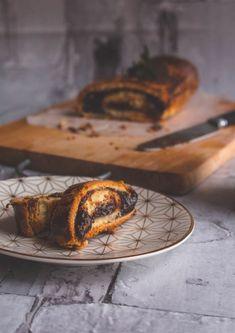 Szilvás bejgli Food Photo, Camembert Cheese, Dairy, Desserts, Tailgate Desserts, Deserts, Postres, Dessert, Food Photography