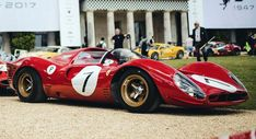 Priceless Classics Do The Timewarp At The Goodwood Festival Of Speed [w/Videos]