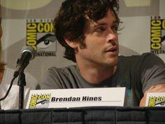 Brendan Hines Brendan Hines, Comic Con