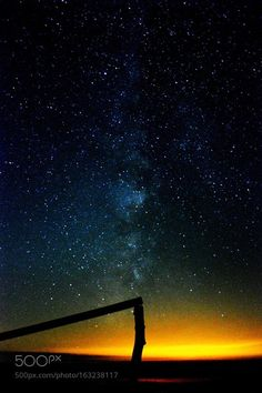 Milky Way from Lake Michigan  Image credit: http://ift.tt/29XfDnC Visit http://ift.tt/1qPHad3 and read how to see the #MilkyWay  #Galaxy #Stars #Nightscape #Astrophotography