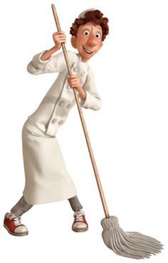 Disney's Linguini from Ratatouille