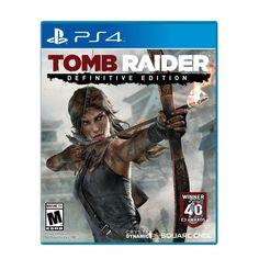 Tomb Raider - Definitive Edition (PlayStation 4)