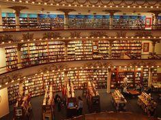 5 Livrarias incríveis você deve conhecer antes de morrer