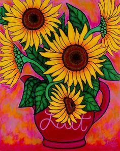 Satuday Sunflowers