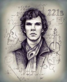 Sherlock. This also reminded me a lot of John Smith's journal of impossible things.