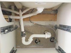 IKEA GODMORGON plumbing hack | EmilyMcCall.com