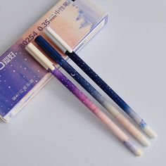 Aliexpress.com : Buy 3pcs Fantastic Galaxy Star Sky Long Handle Gel Pen Writing Signing Pen School Office Supply Student Stationery Kids Rewarding from Reliable gel pen suppliers on Cuddly monkey stationery Store