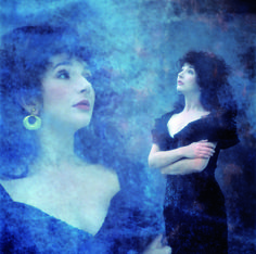 BBC Arts - BBC Arts - 10 years with Kate Bush: Rare photographs of the singer at the height of her career