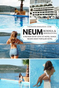 Neum is the town on Bosnia and Herzegovina's only stretch of coastline. Surrounded by 22 kilometers of coastline, and situated in between the two parts of Dalmatian Coast of Croatia, it is the ideal vacation spot not only for the Balkan people but also for tourists. http://www.thebosnianaussie.com/blog/hotel-sunce-neum-bh-gallery-review/ #neum #bosniaandherzegovina