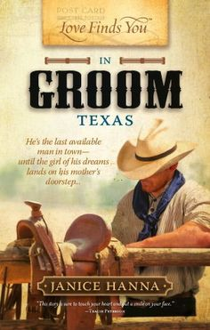 Love Finds You in Groom, Texas Good book