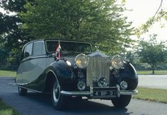 1953 Seven-seater Touring Limousine by Hooper (chassis 4BP3, body 9891, design 8370) for H.R.H. 'Abd al-Ilah Prince Regent of Iraq