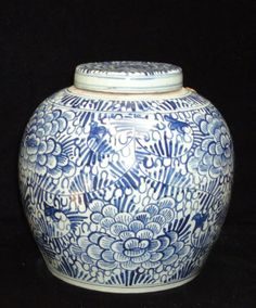 InStyle-Decor.com Chinese Blue & White Porcelain Ginger Jars, Beautiful Free Hand Painted Traditional Art Designs, From Jingdezhen China, Porcelain Capitol of the World. Feature accents for living rooms, dining rooms, sideboards, buffets etc. Over 3,500 Classic, Traditional, Modern designs & inspirations, now on line, to enjoy, pin, share & inspire including beautiful furniture, lighting & home décor, home accessories, decorating ideas for interior architects, interior designers & fans