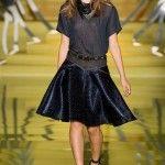 Versace S/S 2014. Milan Fashion Week.