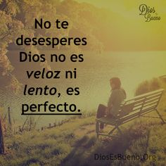 Dios es perfecto  gudelia santana gudelia santana Life Quotes To Live By, Funny Quotes About Life, Quotes About God, Good Good Father, God Is Good, Bible Verses Quotes, Faith Quotes, Bible Encouragement, 49er