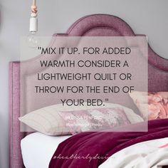 It's that time of year when staying in is more appealing than heading out. There is nothing cosier than slipping under the covers and resting against a Heatherly bedhead with a good book 👌🏻 Bedhead, Upholstered Beds, How To Make Bed, Storage Boxes, Bedroom Furniture, Good Books, Bed Pillows, Words, Design