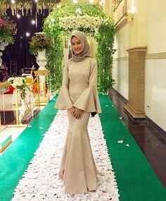 Inspired by @igaamalia  Mari Berbagi Inspirasi Make Up, gaun dan kebaya cantikmu, Tag @gaunkebayamuslim