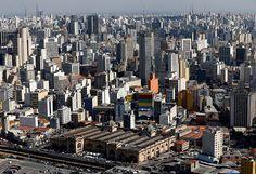 Sao Paulo Paulistano, San Francisco Skyline, New York Skyline, Places, Travel, Gross Domestic Product, Today Show News, Sustainable Development, Military Police
