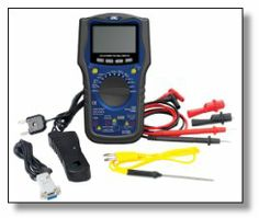 The OTC 3980 750 Series automotive multimeter is an innovative vehicle diagnostic device that includes various unique features which help us...
