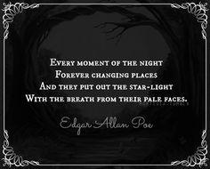 ― Edgar Allan Poe, Fairy-land