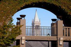 The Haas School of Business at U.C. Berkeley