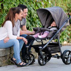 Der Naturkind-Kinderwagen Lux ist der Kinderwagen von morgen, denn er verbindet natürliche Materialien mit höchsten Ansprüchen an Design, Style und Funktionalität. Baby Strollers, Children, Design, Baby & Toddler, Kids Wagon, Acre, House, Baby Prams, Young Children