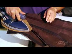 Sewing: Learning leather sewing techniques