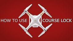 How to use IOC Course Lock   DJI PHANTOM 3 Dji Drone, Drones, Dji Phantom 3, Aerial Photography, Being Used, Top Rated, Racing, Technology, Electronics