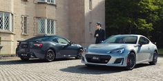 The Subaru BRZ STI Sport Is a Slightly More Special BRZ With No Turbocharger