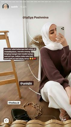 Best Online Stores, Online Shopping Stores, Ootd Hijab, Hijab Outfit, Muslim Fashion, Hijab Fashion, Teen Fashion Outfits, Casual Outfits, Online Shop Baju