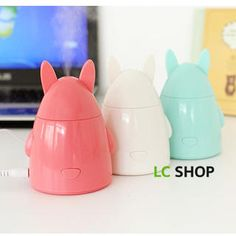 Buy 'Lazy Corner – Rabbit USB Humidifier' with Free International Shipping at YesStyle.com. Browse and shop for thousands of Asian fashion items from China and more!