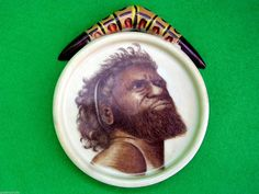 BROWNIE DOWNING Small wall Plate or Plaque Aborigine Subject Australia 1950's? | eBay
