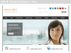 Thesis Business 1 Skin