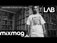 ▶ DJ SPINNA in The Lab LDN - YouTube