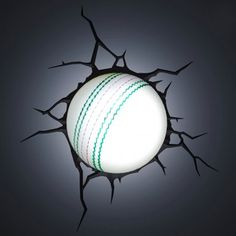 Check out this 3D FX Cricket Balls Deco Light