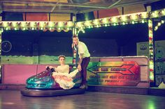 Imagine your guests faces when the dodgems open and everyone can ride them. This is available at The Old Barn! Get in touch with North Deon Wedding and we can discuss how to make your wedding incredibly unique. http://www.northdevonwedding.com/contact-us.ashx