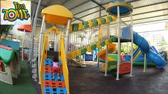 Looking for a place where your little ones can enjoy their time and act freely?! Benefit from a 53% discount on Entrance with Soft Drink/Juice at Fun Zone, only $5.5 instead of $11.67! #Beirut #Kids #Fun