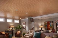 Tongue And Groove Ceiling Planks Guide From Armstrong