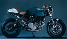 Ducati GT1000 by TTRNO. Via Silodrome. #ducati #motorcycle #caferacer #motorsports