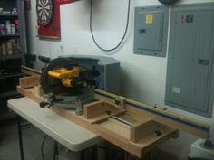 Compound Miter Saw Dust Collector Hood - by RetiredCoastie @ LumberJocks.com ~ woodworking community