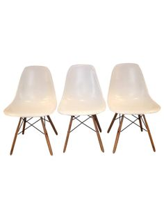 Case Study Side Chairs by Modernica - 3 on Chairish.com