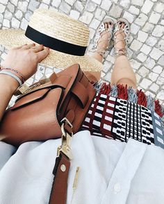 www.billieroseblog.com From where I stand wearing my favourite summer skirt by @pinkoofficial 💃🏻 #ootd #fwis #outfit #lisboa #summer #billieroseontour
