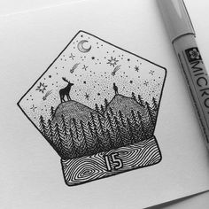 WEBSTA @ kimbeckerdesign - • D E C E M B E R •Fifteenth day of my snow globe project. I'm going to sell the originals this time, so if you're interested leave me a DM ✉️ First come, first serve 15 - 'Dawn'