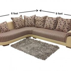 Modern Sectional Sofas Sofa cum bed set can be used in replacement for your oversized beds which can be transformed into sofa and bed whenever you need it