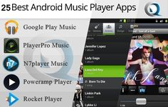 (30+) The Best Music Player For Android 2015 - http://www.qdtricks.org/best-android-music-player/