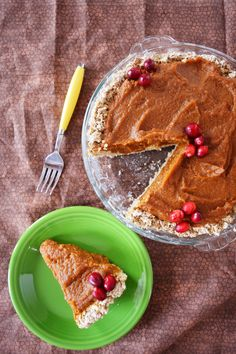 Rich, sweet and spiced, this vegan pumpkin pie isSO easy to make! The perfect impressive, healthy, absolutely delicious pie option for your holiday table. Welcome to pie week!! This week I'll be sharing two decadent, delicious, SIMPLE pies that are loaded with the comforting flavors of fall, and both are so perfect for Thanksgiving. Can …