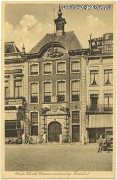 Breda, Markt, Museum voormalige Boterhal 1940