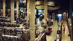 The Last Bookstore, LA, USA