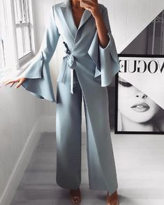 IVRose | Women's Clothing, Jumpsuits, Jumpsuits $31.99 Trend Fashion, Modern Fashion, Womens Fashion, Style Fashion, Ladies Fashion, 50 Fashion, Fashion 2018, Cheap Fashion, Spring Fashion