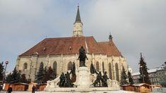 Imagini pentru kolozsvar Eastern Europe, Cathedral, Building, Travel, Construction, Trips, Traveling, Cathedrals, Tourism